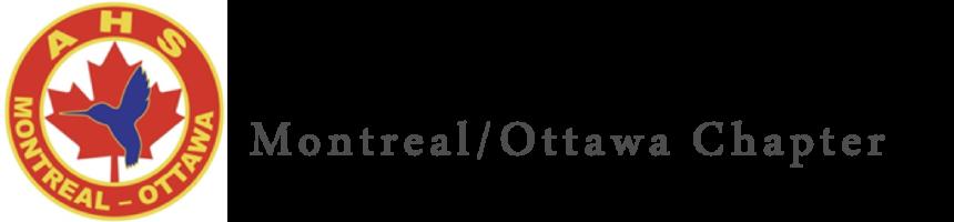 AHS Montreal-Ottawa Chapter